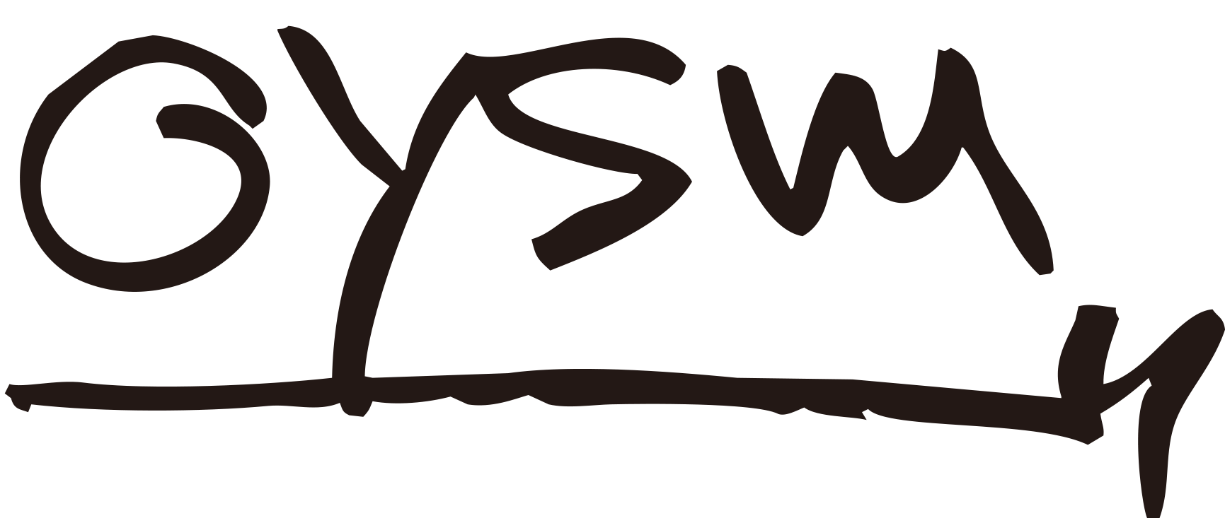oysm OFFICIAL WEB